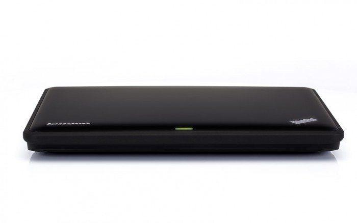 Chromebook Lenovo X131e - zamknięta klapka