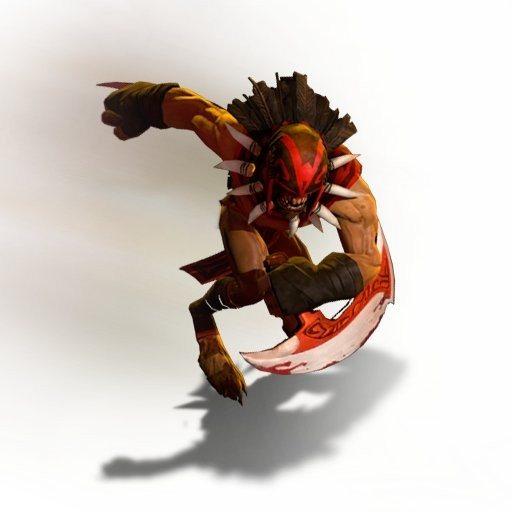 DOTA 2 - Bloodseeker