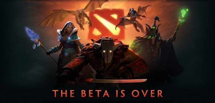 DOTA 2 - The beta is over