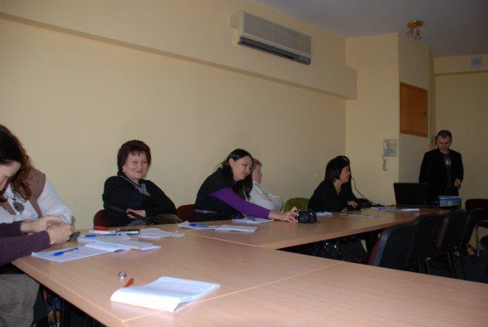 Spotkanie FWiOO i Organizacji z Krigistanu