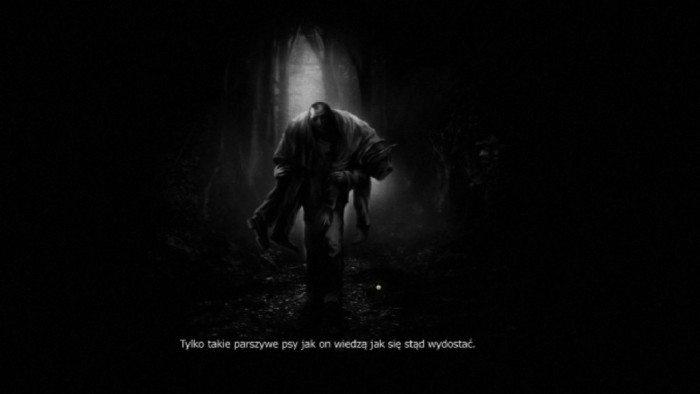 Darkwood - Cutscenki w grze są realizowane poprzez ręcznie rysowane plansze