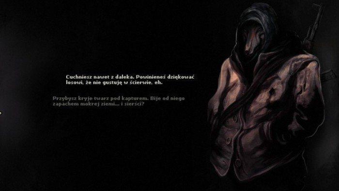 Darkwood - Człowiek-pieseł, którego spotkamy w lesie