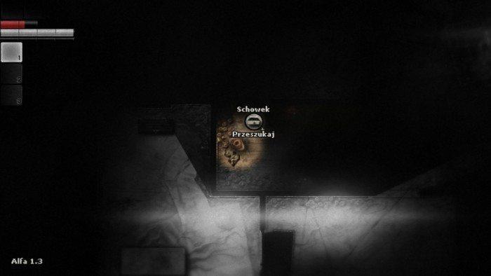 Darkwood - skrytka
