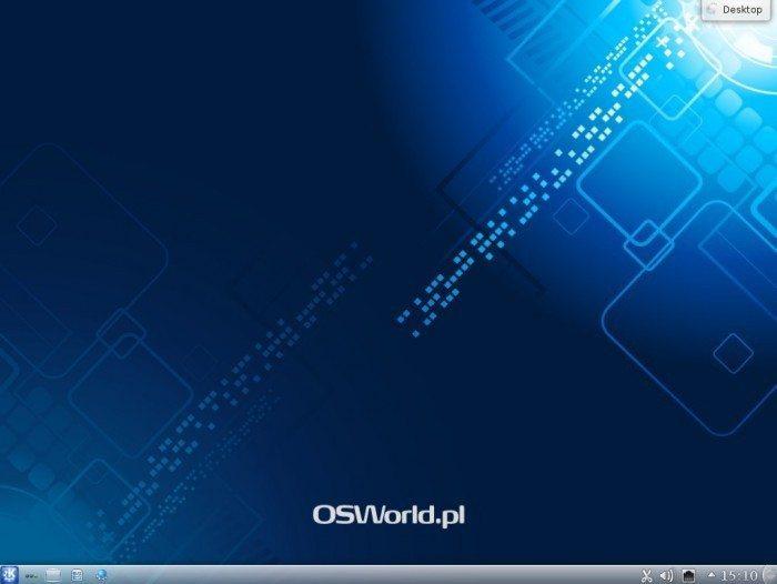 Debian 7.0 KDE SC 4.8 - pulpit