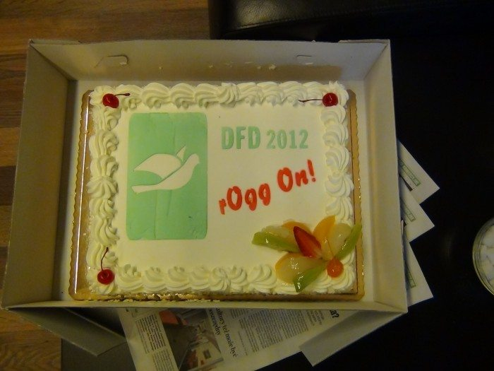 Document Freedom Day 2012 - tort rOgg on