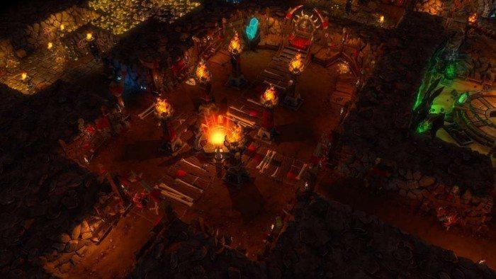 Dungeons 2 - serce podziemi