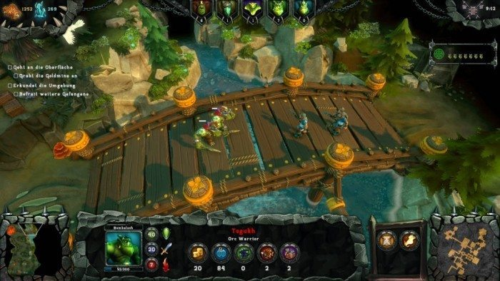 Dungeons 2 - powierzchnia