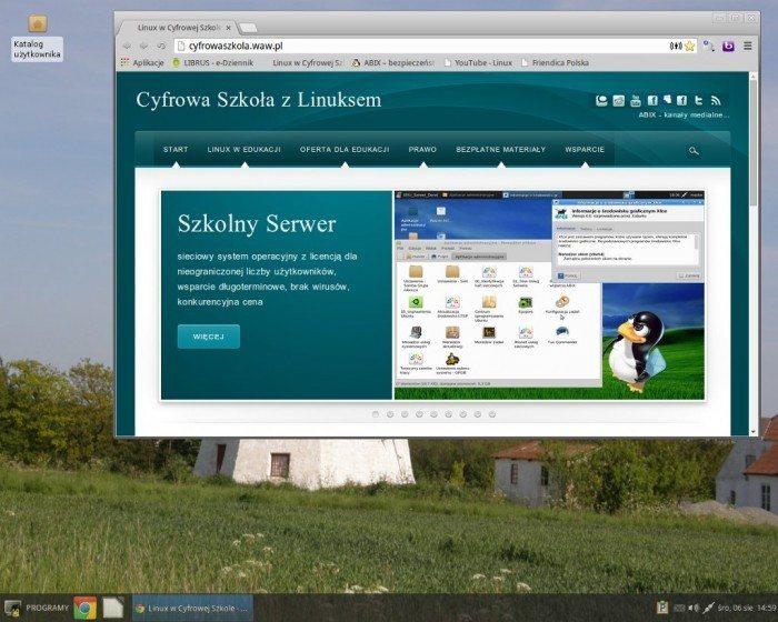 FREE_Desktop 12 - przeglądarka Google Chrome