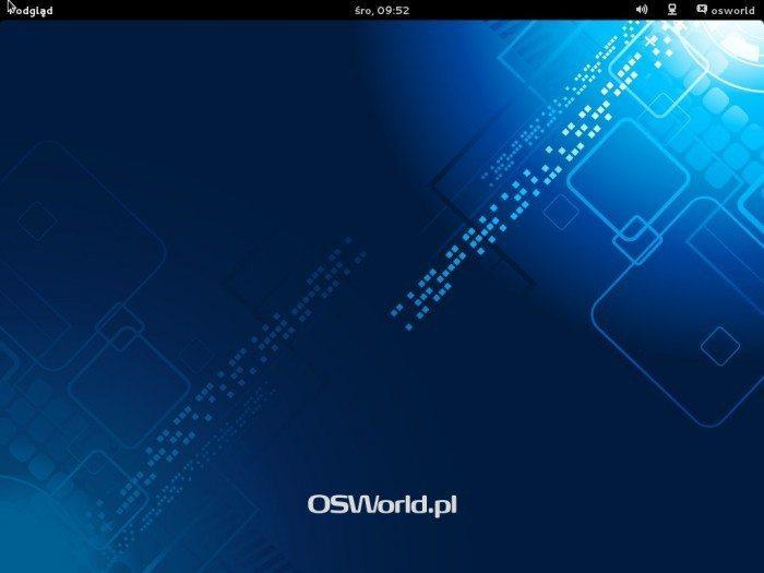 Fedora 19 - pulpit