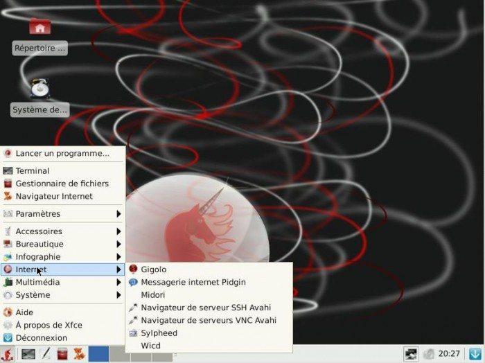 NuTyX - Desktop
