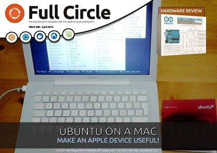 Full Circle Magazine – numer 84 - okładka