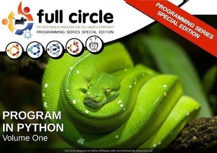 Full Circle Magazine - Programowanie w Pythonie