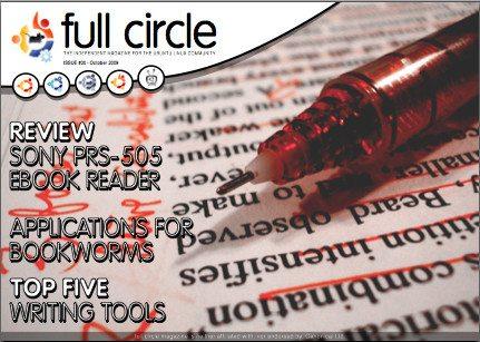 Full Circle Magazine - numer 30