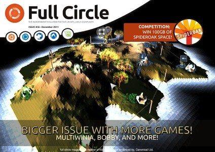 Full Circle Magazine - numer 56