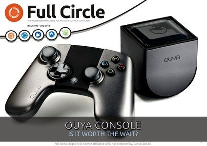 Full Circle Magazine - numer 75