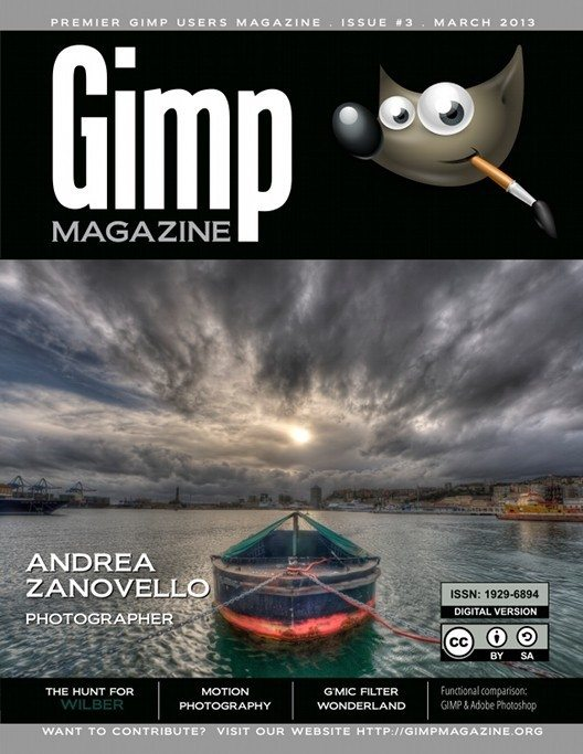 GIMP Magazine - Issue 3