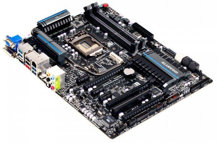 Gigabyte GA-Z77X-UP5 TH