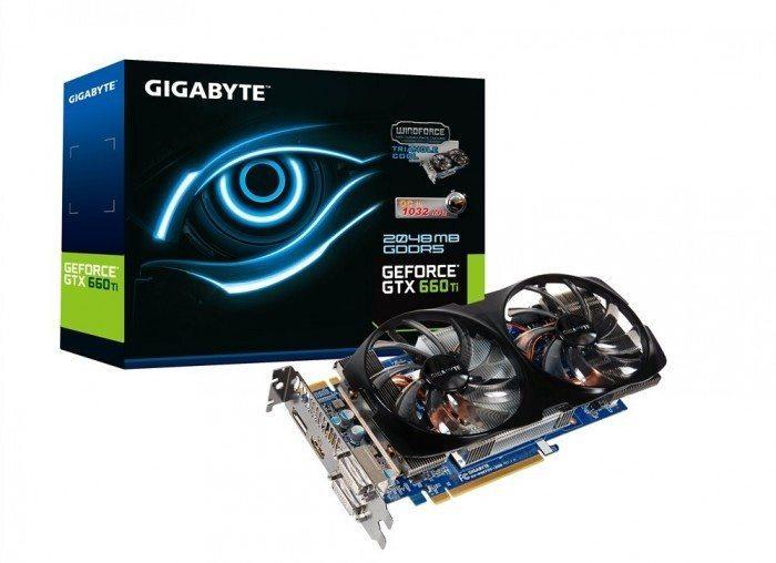 Gigabyte GV-N66TOC-2GD - pudełko i karta