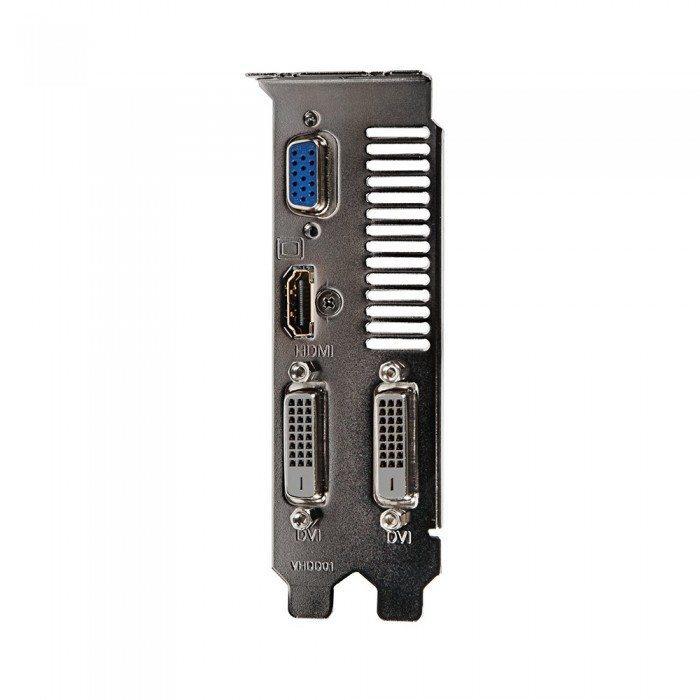 Gigabyte GV-N740D5OC-2GI - złącza
