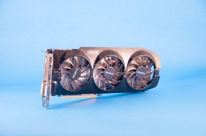 Gigabyte GV-N760OC-2GD - chłodzenie