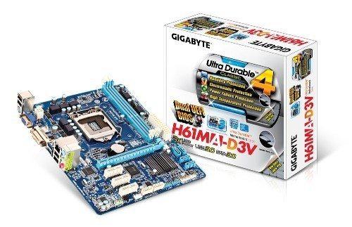 Gigabyte H61MA-D3V