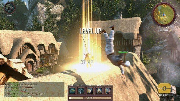 Goat MMO Simulator DLC - awans na wyższy poziom