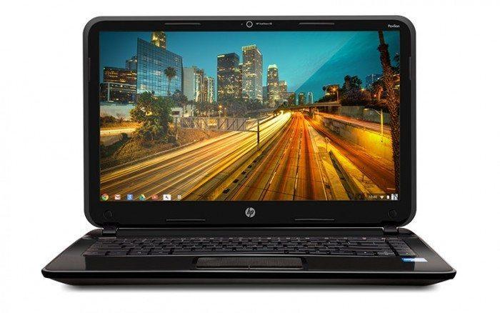 HP Pavilion Chromebook - pulpit