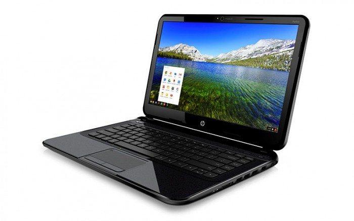 HP Pavilion Chromebook - wygląd