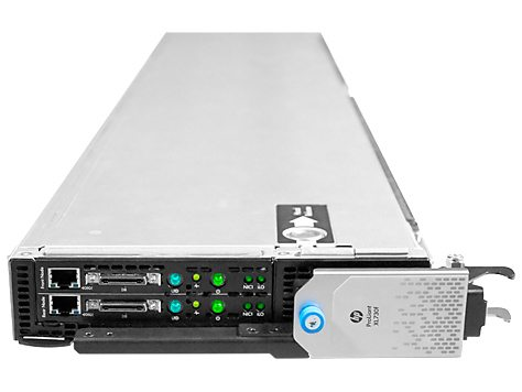 HP ProLiant XL730f Gen9 - cały blade
