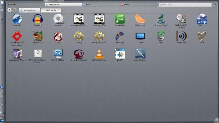 Homerun 0.2.2 - wyzwalacz aplikacji