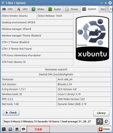 I-Nex - system operacyjny