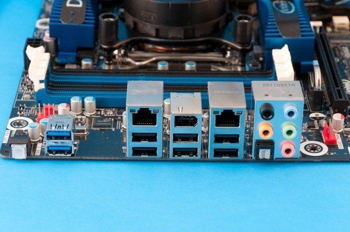 Intel DX79SI - testy pod Ubuntu 11.10