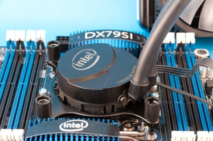 Intel RTS2011LC - testy pod Ubuntu 11.10