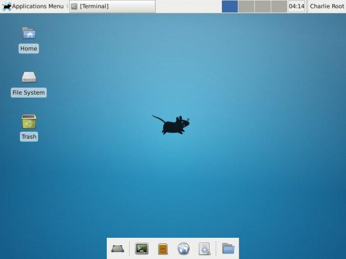JabirOS 2.0 z Xfce