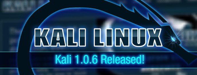 Kali Linux 1.0.6