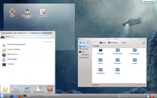 Kororaa 16 KDE