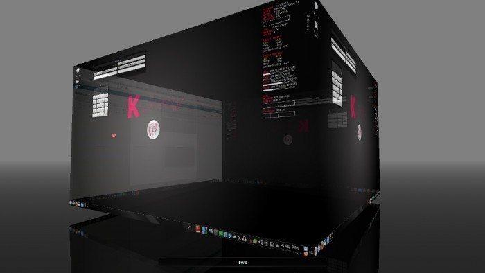Kwheezy 1.1 - pulpit 3D