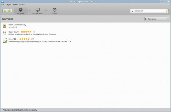 LibreOffice - Xubuntu 11.10