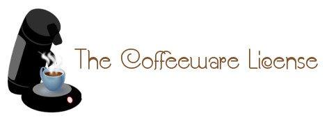Licencja Coffeeware - obrazek