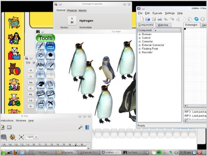 "openSUSE 11.3 ""Edu Li-f-e"""