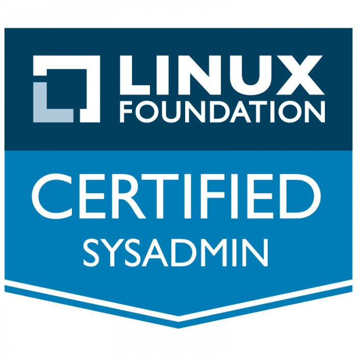 Linux Foundation Certified System Administrator - logo