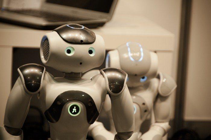 LinuxTag - Robot Nao