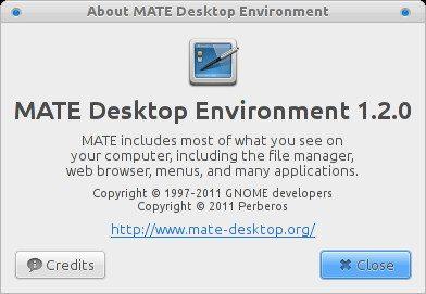 MATE 1.2 - o wydaniu