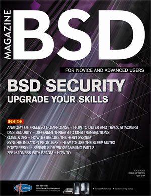 Magazyn BSD - numer 06.2012