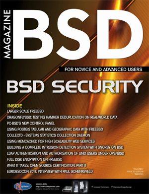 Magazyn BSD numer 07.2011