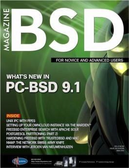 Magazyn BSD - numer 09.2012
