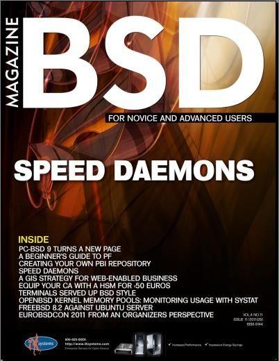 Magazyn BSD - numer 11.2011