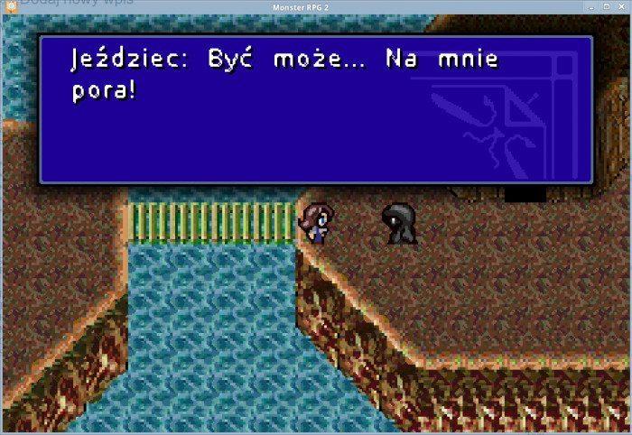 Monster RPG 2 2.0 - jeździec