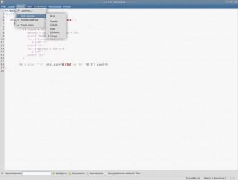 Mousepad 0.3.0 - wygląd