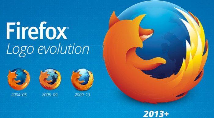 Mozilla Firefox 23 - nowy wygląd loga